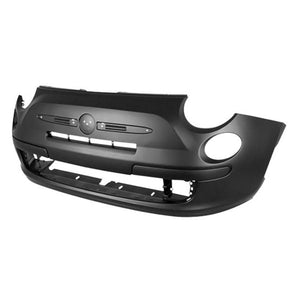 New Painted 2012-2016 Fiat 500 Front Bumper