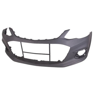 New Painted 2017-2019 Chevrolet Sonic Front Bumper