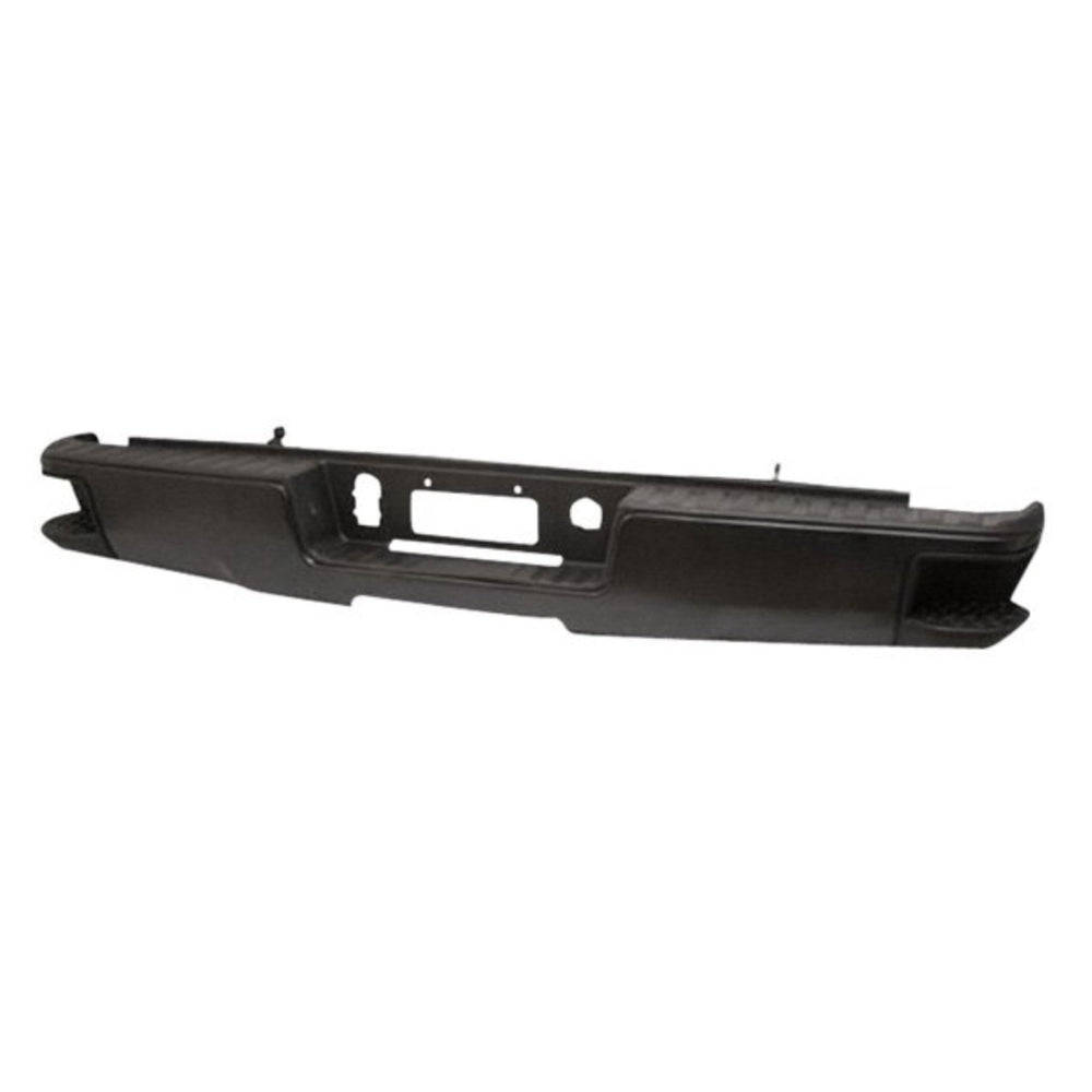 New Painted 2014-2018 GMC Sierra 1500 Rear Bumper Assembly