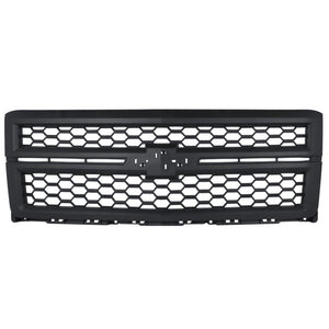New Painted 2014-2015 Chevrolet Silverado 1500 Grille