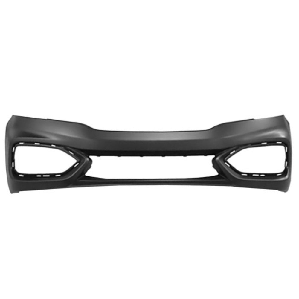 New Painted 2014-2015 Honda Civic Coupe Front Bumper