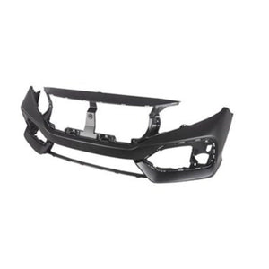 New Painted 2017-2019 Honda Civic Hatchback Front Bumper