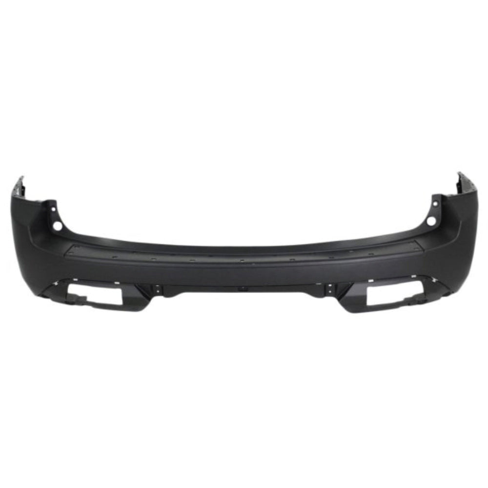 New Painted 2012-2015 Honda Pilot Rear Bumper