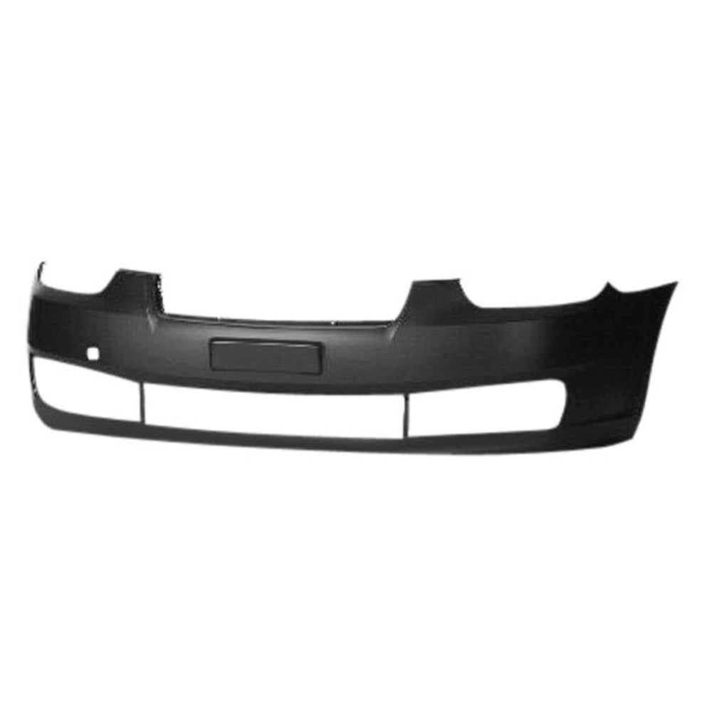 New Painted 2006-2011 Hyundai Accent Front Bumper