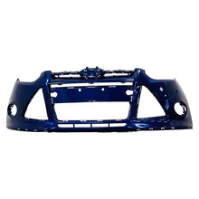 Load image into Gallery viewer, New Painted 2012-2014 Ford Focus Front Bumper