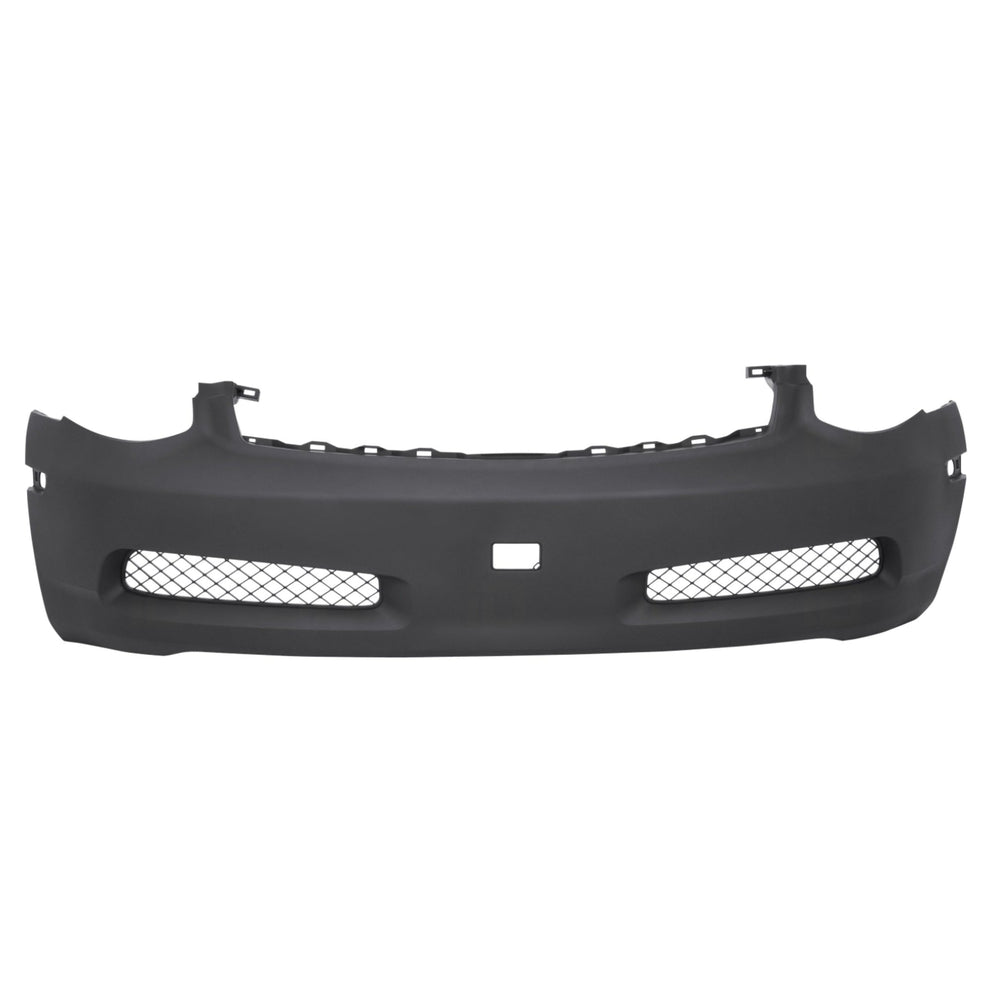 New Painted 2003-2007 Infiniti G35 Coupe Front Bumper