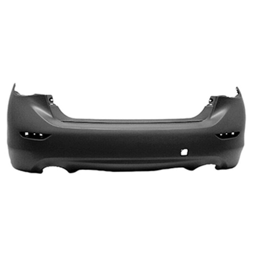 New Painted 2014-2017 Infiniti Q50 Rear Bumper