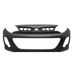New Painted 2016-2017 Kia Rio Hatchback Front Bumper