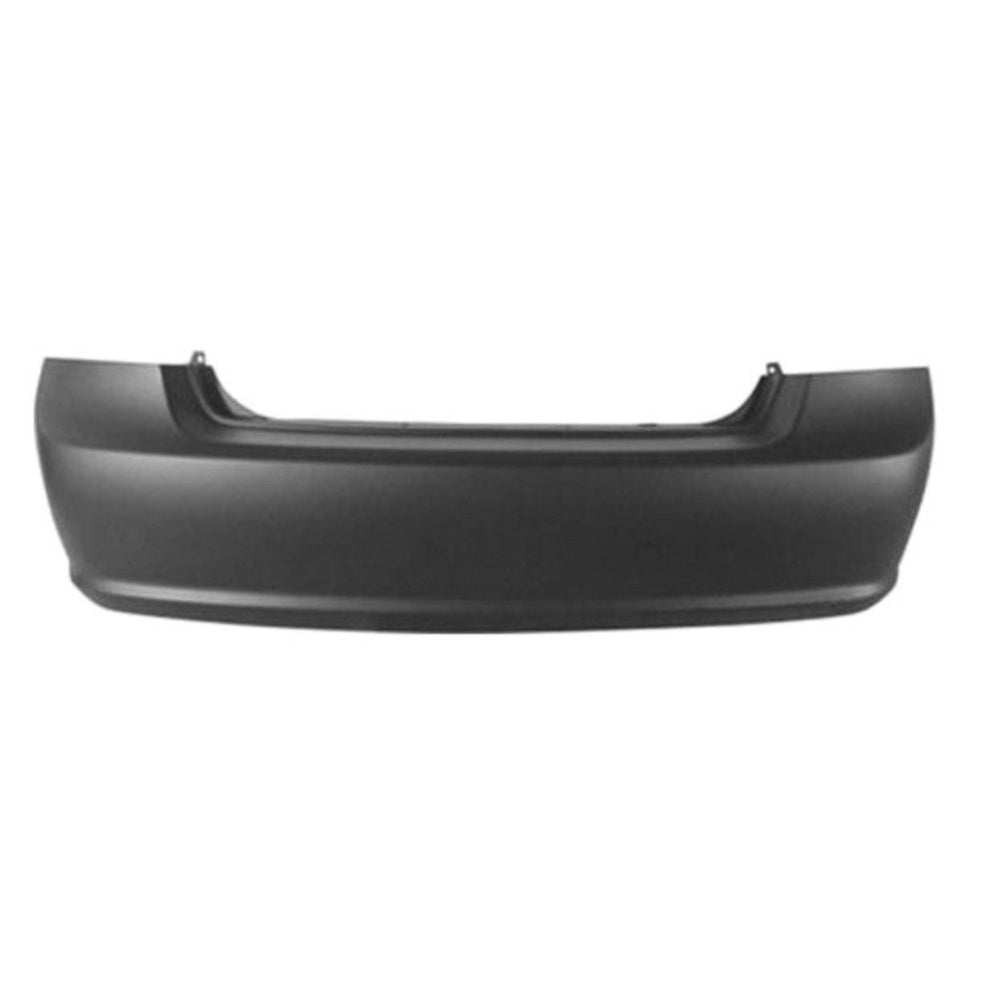 New Painted 2007-2009 Kia Spectra Rear Bumper