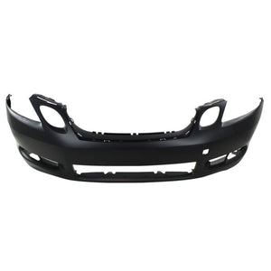 New Painted 2006-2007 Lexus GS Front Bumper