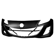 Load image into Gallery viewer, New Painted 2010-2011 Mazda Mazda 3 Front Bumper