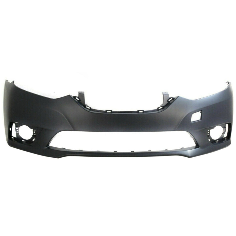 New Painted 2016-2019 Nissan Sentra Front Bumper