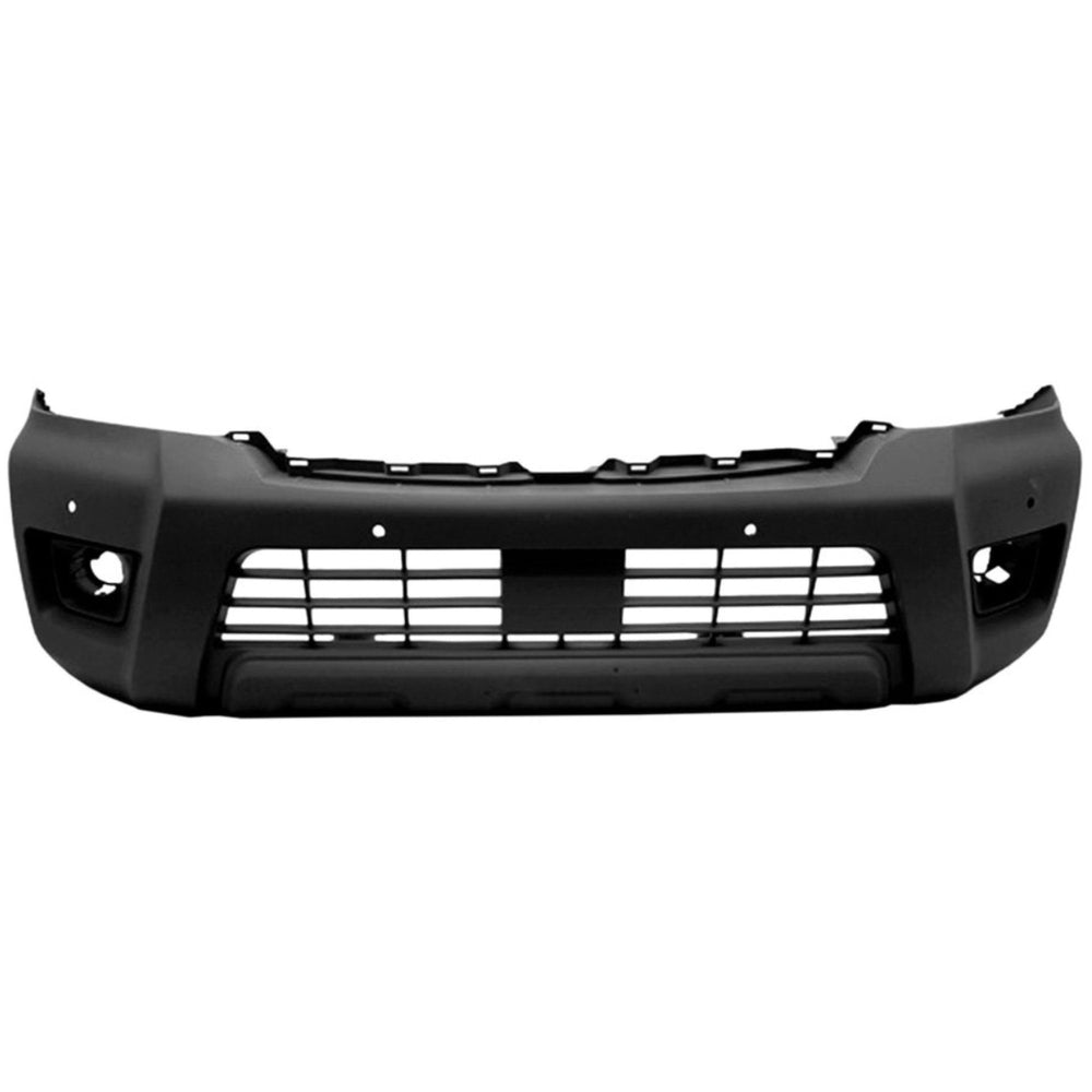 New Painted 2017-2020 Nissan Armada Front Bumper