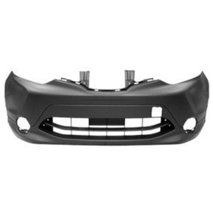 New Painted 2017-2019 Nissan Qashqai Front Bumper