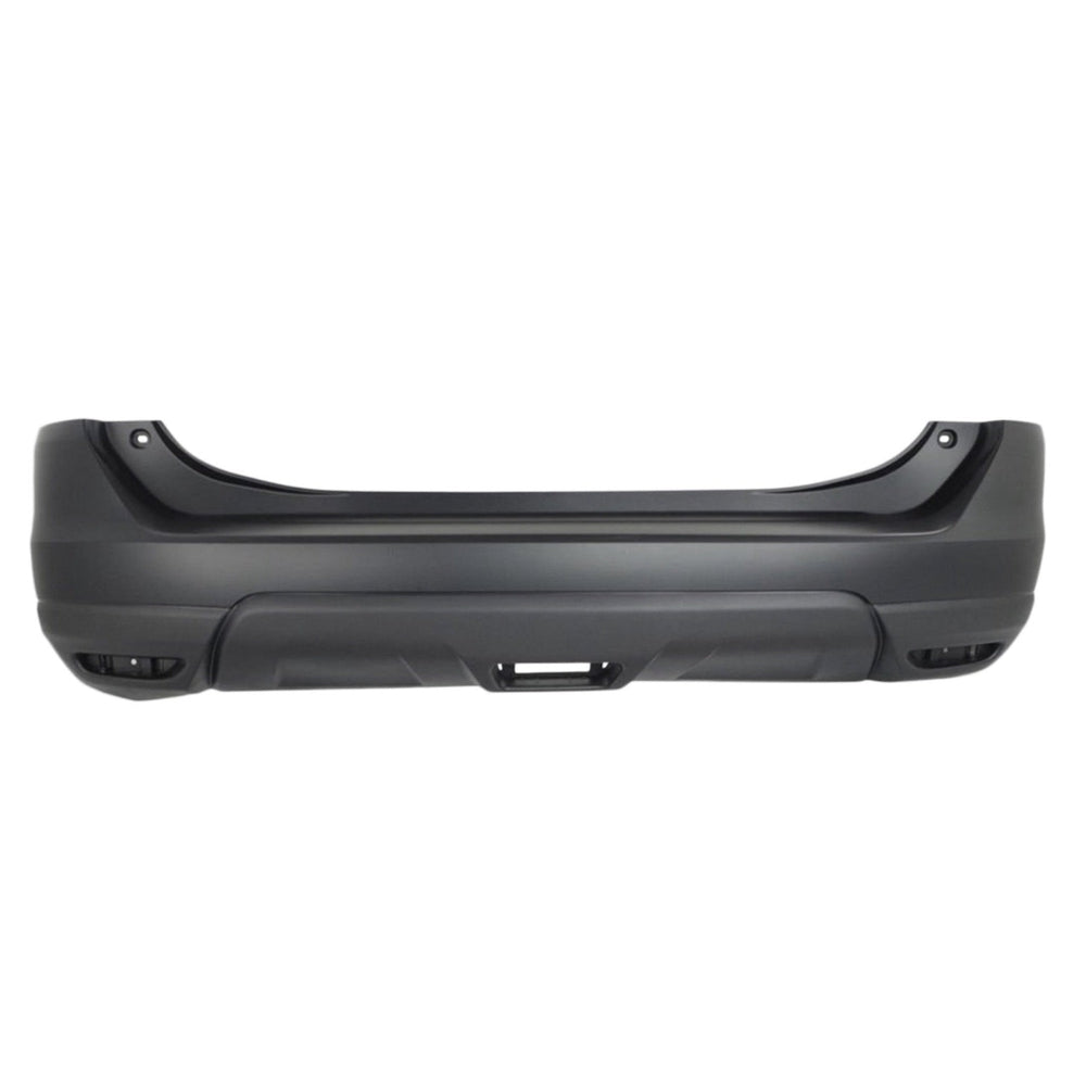 New Painted 2014-2016 Nissan Rogue Rear Bumper