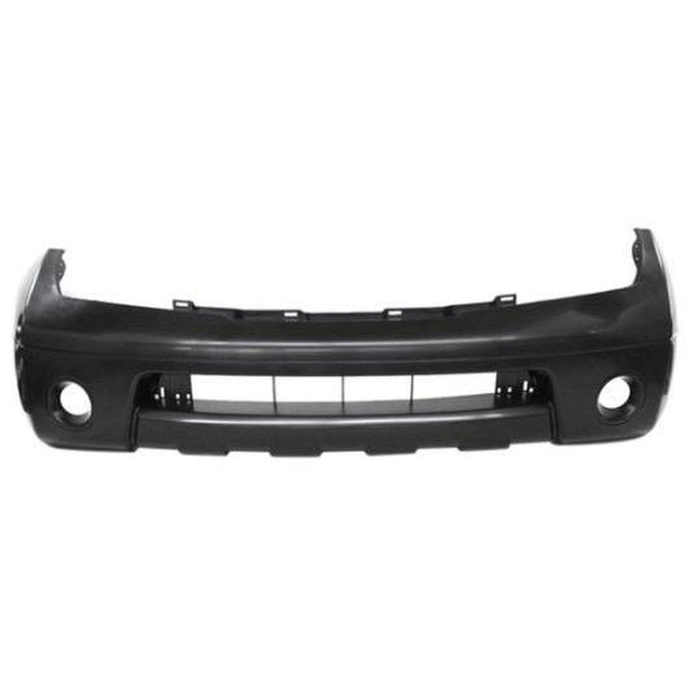 New Painted 2005-2007 Nissan Pathfinder Front Bumper