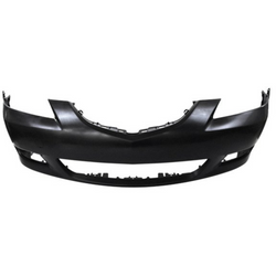 New Painted 2004-2006 Mazda Mazda3 Front Bumper