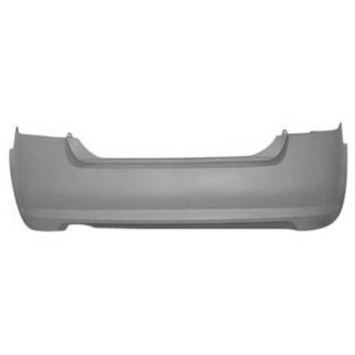 New Painted 2007-2012 Nissan Sentra Rear Bumper
