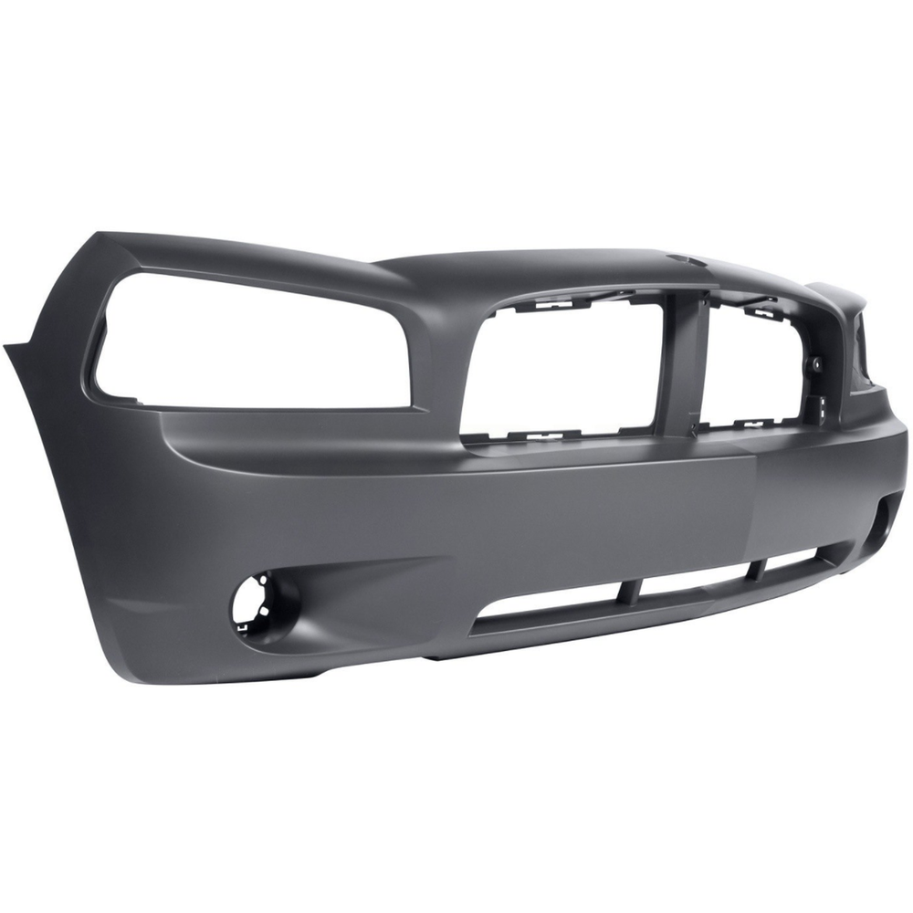 New Painted 2006-2010 Dodge Charger Front Bumper