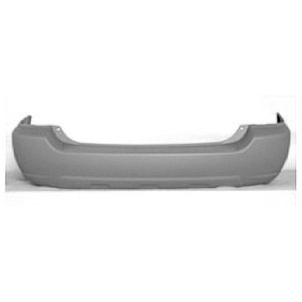 New Painted 2004-2007 Toyota Highlander Rear Bumper