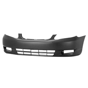 New Painted 2003-2004 Toyota Corolla Front Bumper