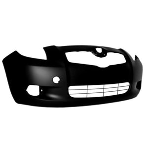 New Painted 2006-2008 Toyota Yaris Hatchback Front Bumper