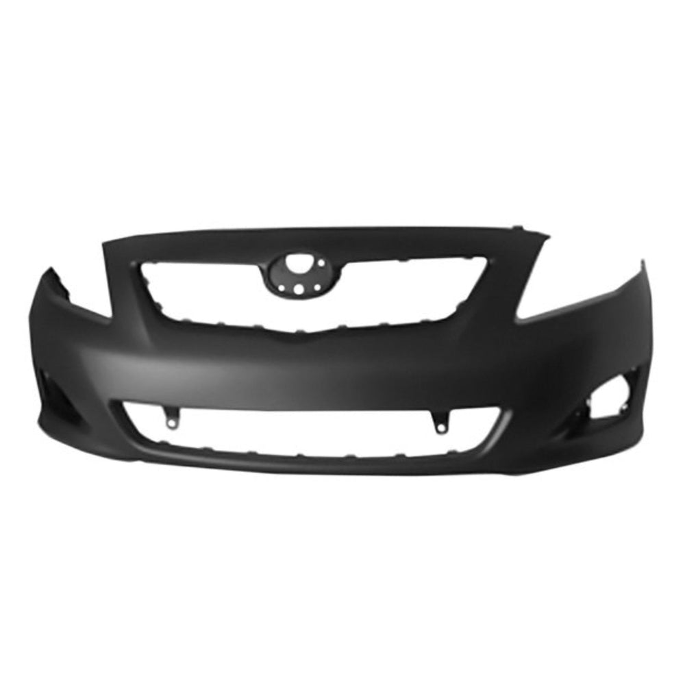 New Painted 2009-2010 Toyota Corolla Front Bumper