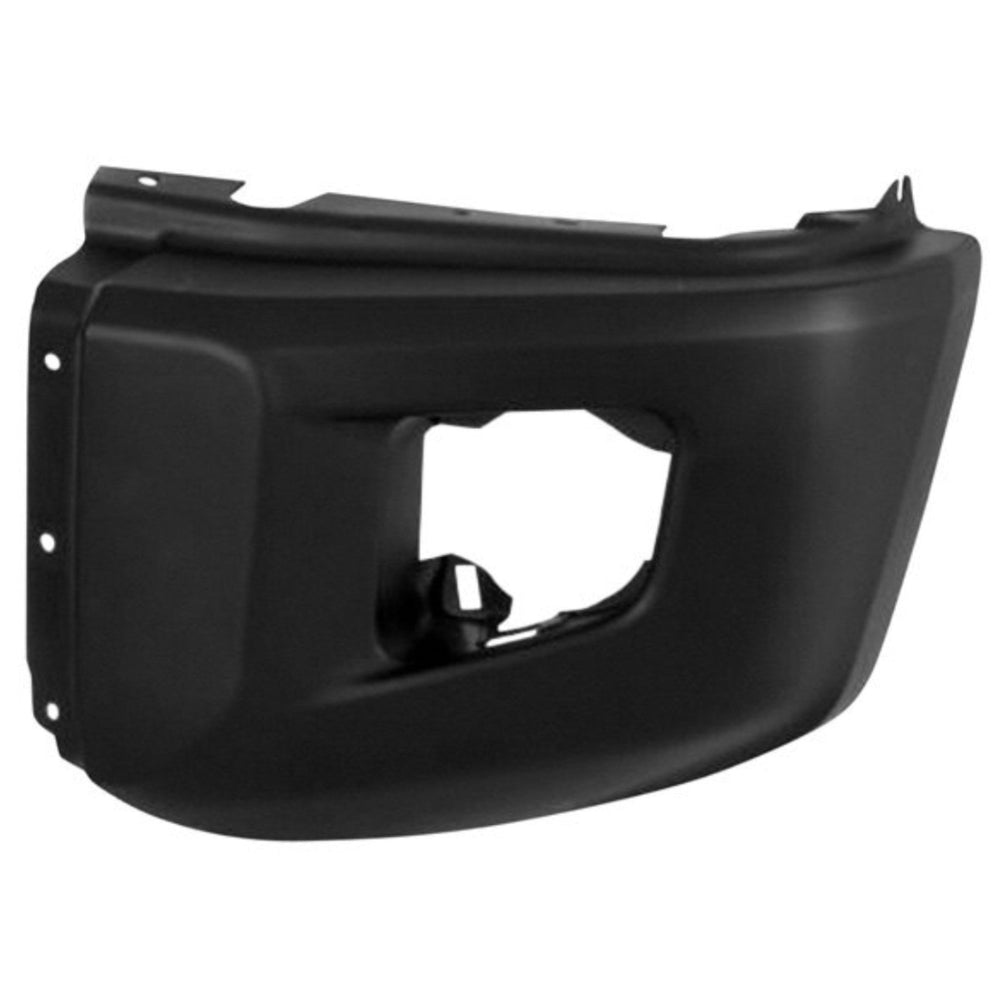 New Painted 2014-2017 Toyota Tundra Front Bumper End