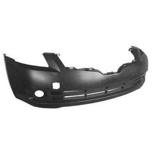 New Painted 2007-2009 Nissan Altima Sedan Front Bumper