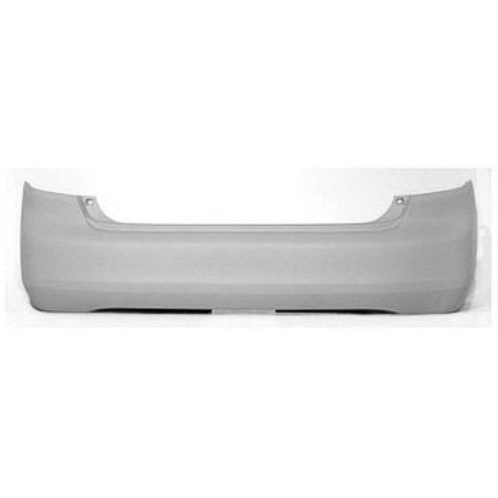 New Painted 2003-2005 Honda Accord Rear Bumper