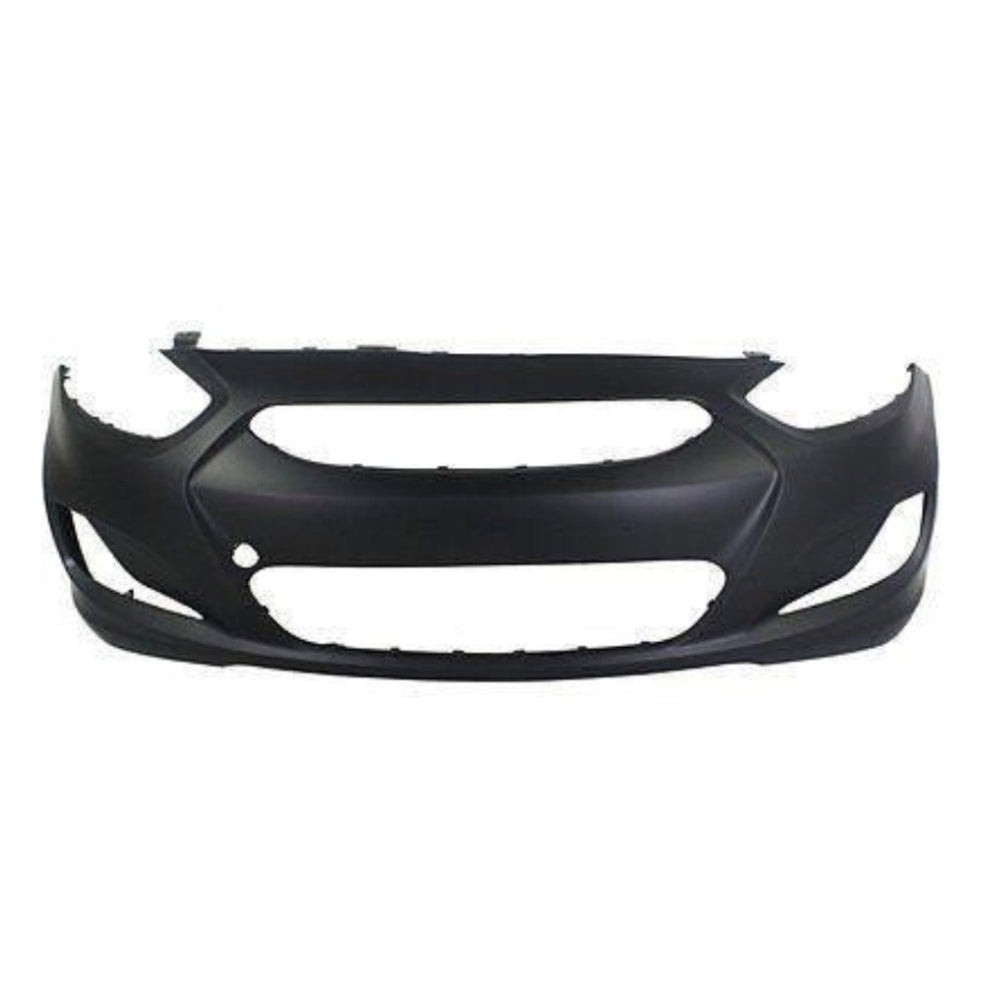 New Painted 2012-2013 Hyundai Accent Front Bumper