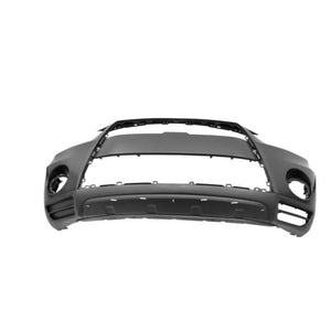 New Painted 2010-2013 Mitsubishi Outlander Front Bumper