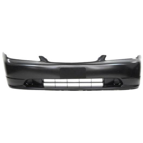 New Painted 2001-2003 Honda Civic Front Bumper
