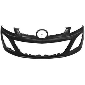 New Painted 2010-2012 Mazda CX-7 Front Bumper