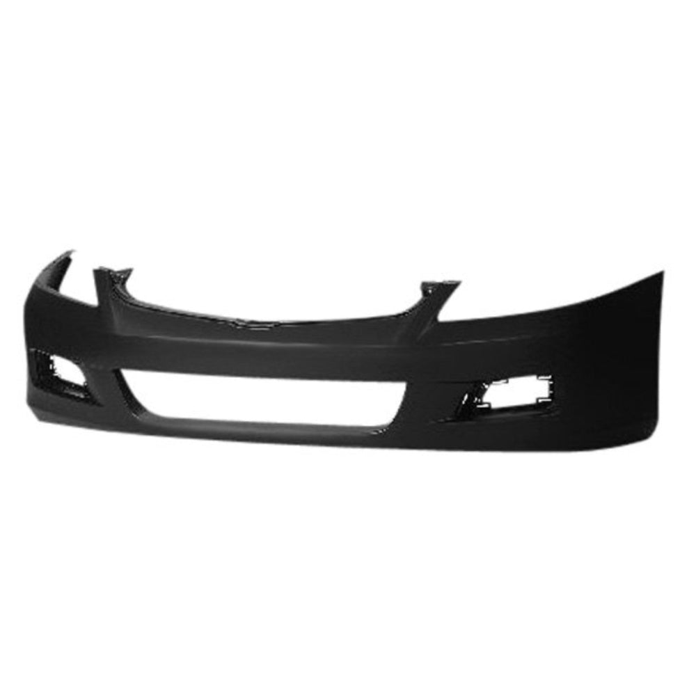 New Painted 2006-2007 Honda Accord Front Bumper