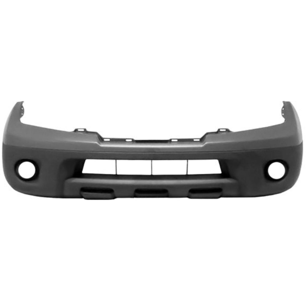 New Painted 2009-2018 Nissan Frontier Front Bumper