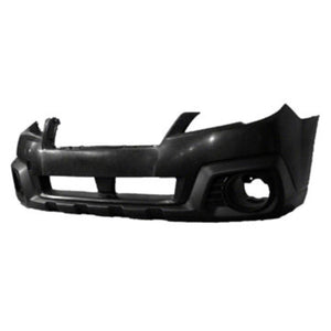 New Painted 2013-2014 Subaru Outback Front Bumper