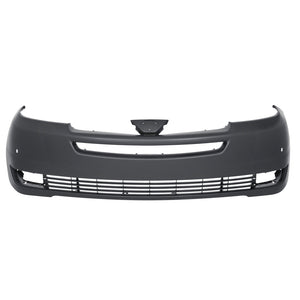 New Painted 2004-2005 Toyota Sienna Front Bumper