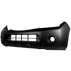 New Painted 2008-2012 Nissan Pathfinder Front Bumper