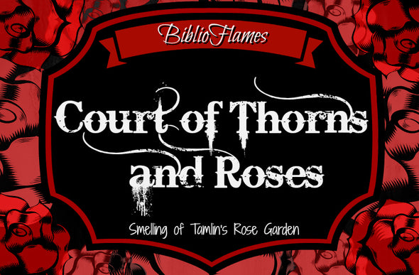 Court of Thorns & Roses Soy Candle