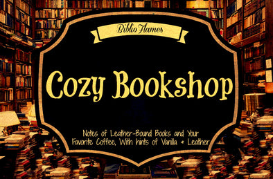 The Cozy Bookshop Soy Candle