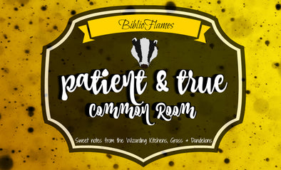 Patient & True Common Room Soy Candle