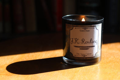 J.K. Rowling Bookish Soy Candle