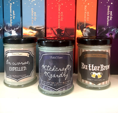Witchcraft and Wizardry - Back to Hogwarts inspired set!