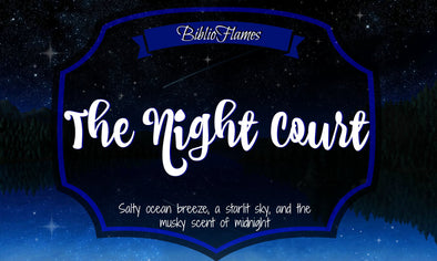 The Night Court Soy Candle