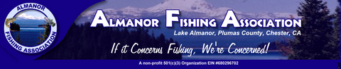 Lake Almanor Fish Report