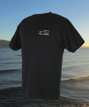 5-Star Fishing T-Shirt - Black T-Shirts- Torn Waders