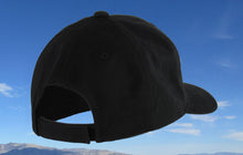 Black Brushed Cotton Fishing Hat Hat- Torn Waders