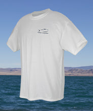 775 Label Fishing T-Shirt - White