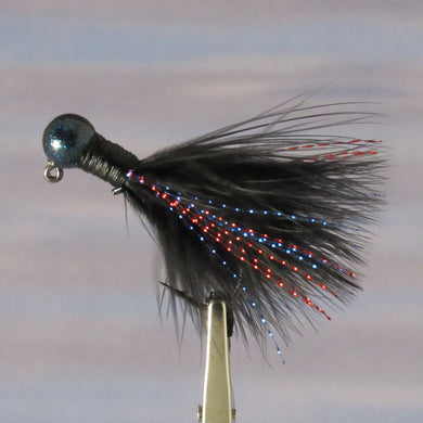 Torn Waders Custom Marabou Jig